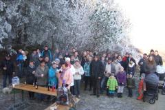 Novoroční výstup na Čihadlo 2017 / 15